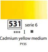 Sennelier Artists Oils - Cadmium Yellow Medium S6