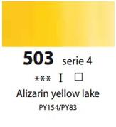 Sennelier Artists Oils - Alizarin Yellow Lake S4