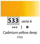 Sennelier Artists Oils - Cadmium Yellow Deep S6
