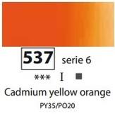 Sennelier Artists Oils - Cadmium Yellow Orange S6