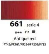 Sennelier Artists Oils - Antique Red S4