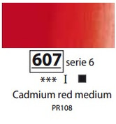 Sennelier Artists Oils - Cadmium Red Medium S6