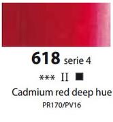 Sennelier Artists Oils - Cadmium Red Deep Hue S4