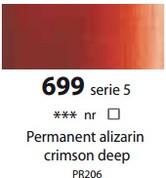 Sennelier Artists Oils - Permanent Alizarin Crimson Deep S5