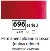 Sennelier Artists Oils - Permanent Alizarin Crimson (Quinacridone) S3