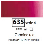 Sennelier Artists Oils - Carmine Red S4
