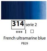 Sennelier Artists Oils - French Ultramarine Blue S2