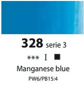 Sennelier Artists Oils - Manganese Blue S3