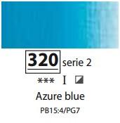 Sennelier Artists Oils - Azure Blue  S2