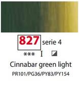 Sennelier Artists Oils - Cinnabar Green Light S4
