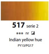Sennelier Artists Oils - Indian Yellow Hue S2