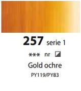 Sennelier Artists Oils - Gold Ochre S1