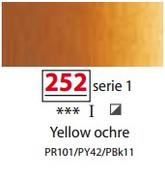 Sennelier Artists Oils - Yellow Ochre S1