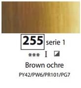 Sennelier Artists Oils - Brown Ochre S1