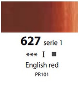 Sennelier Artists Oils - English Red S1