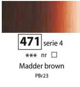 Sennelier Artists Oils - Madder Brown S4