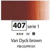 Sennelier Artists Oils - Van Dyck Brown S1