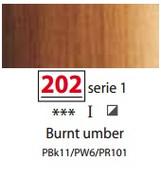 Sennelier Artists Oils - Burnt Umber S1