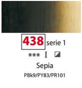 Sennelier Artists Oils - Sepia S1
