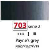 Sennelier Artists Oils - Payne's Grey S2