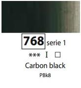 Sennelier Artists Oils - Carbon Black S1