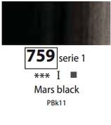 Sennelier Artists Oils - Mars Black S1