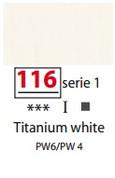 Sennelier Artists Oils - Titanium White S1