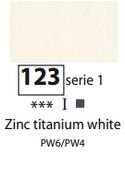 Sennelier Artists Oils - Zinc Titanium White S1