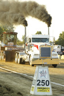 Truck and Tractor Pull - Sunday Show