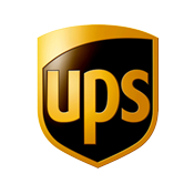 We use UPS or Interlink for all shipments within the UK.