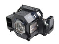 Replacement Projector Lamp for Epson POWERLITE 83C   POWERLITE 822P  (Watts: 170W  Life:2000hrs  Chemistry:UHE) [NRGV13H010L42]