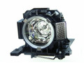 Replacement Projector Lamp  for Hitachi CP  - A100  (Watts:220  Life:2000hrs  Chemistry: NSHA) [NRGDT00891]