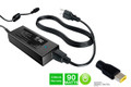 90W AC Adapter for Lenovo models with rectangular connector