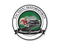 Faction! Motorsports Season's Greetings 3 Sticker