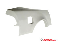 Origin Lab Rear Overfenders  Type 4 75mm for 180sx (89-94 S13)