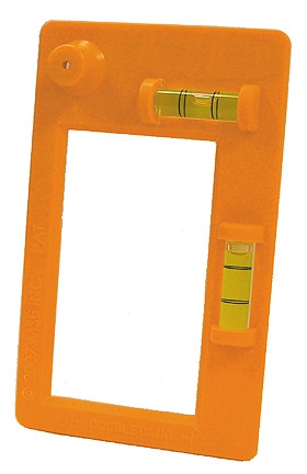Low Voltage Mounting Bracket Template