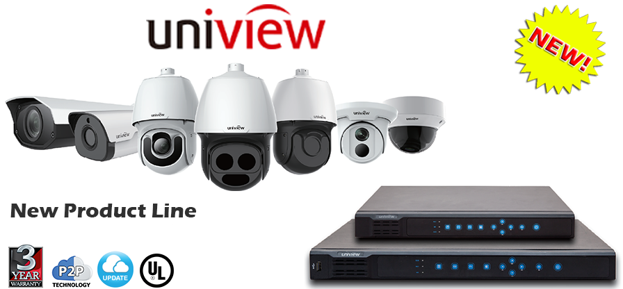 Uniview IP Video Security