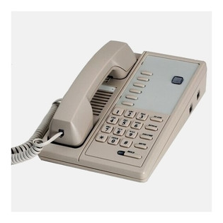 Royale 2020 Business Hospitality Single Line Guestroom Telephone 6 Memory