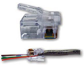 Platinum Tools EZ-RJ12/11 Connectors