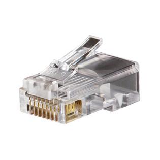 Category 5E Modular Plug RJ45 8P8C