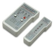 351898 Multifunction Lan Cable Tester RJ-11 and RJ-45
