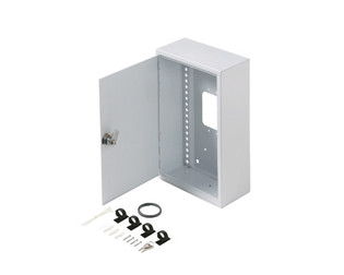 Small Wall Mount Residential Structured Wiring Panel