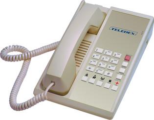 Teledex Diamond+5 Hotel Hospitality Telephone Ash DIA65139