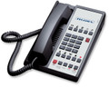 Teledex Diamond+S-10 Hotel Hospitality Telephone Black DIA653391