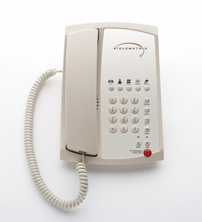 Telematrix 3100MWD5 Single Line Speakerphone 5 Button Ash 31149