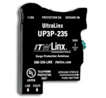 UP3P ITW Linx UP3P UL, Solid State 66 Block Secondary Protector