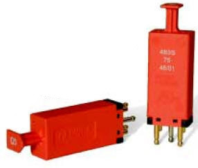 Digital 75v 5pin Solid State 5 Pin Module with PTC 4B3S-75 (RED)