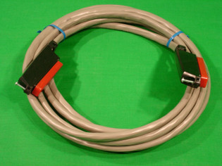 Telco Amphenol 25 Pair 50 Pin Patch Cord Female to Female