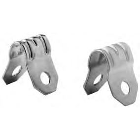 "23-80361 ""E"" Drop Wire Clip, Type E, 1 Pair"