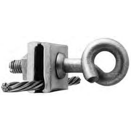 "27-00865 ""E"" Span Clamp 1/4""-7/16"" inch Clamp"